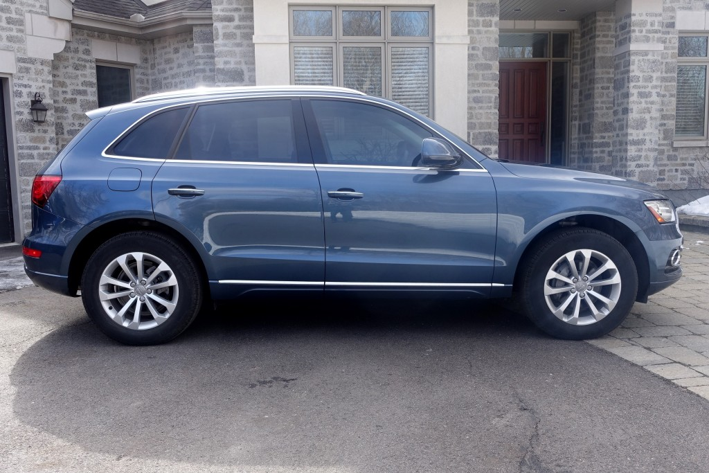 2015 Audi Q5 2 0 Technik Dreamfleet