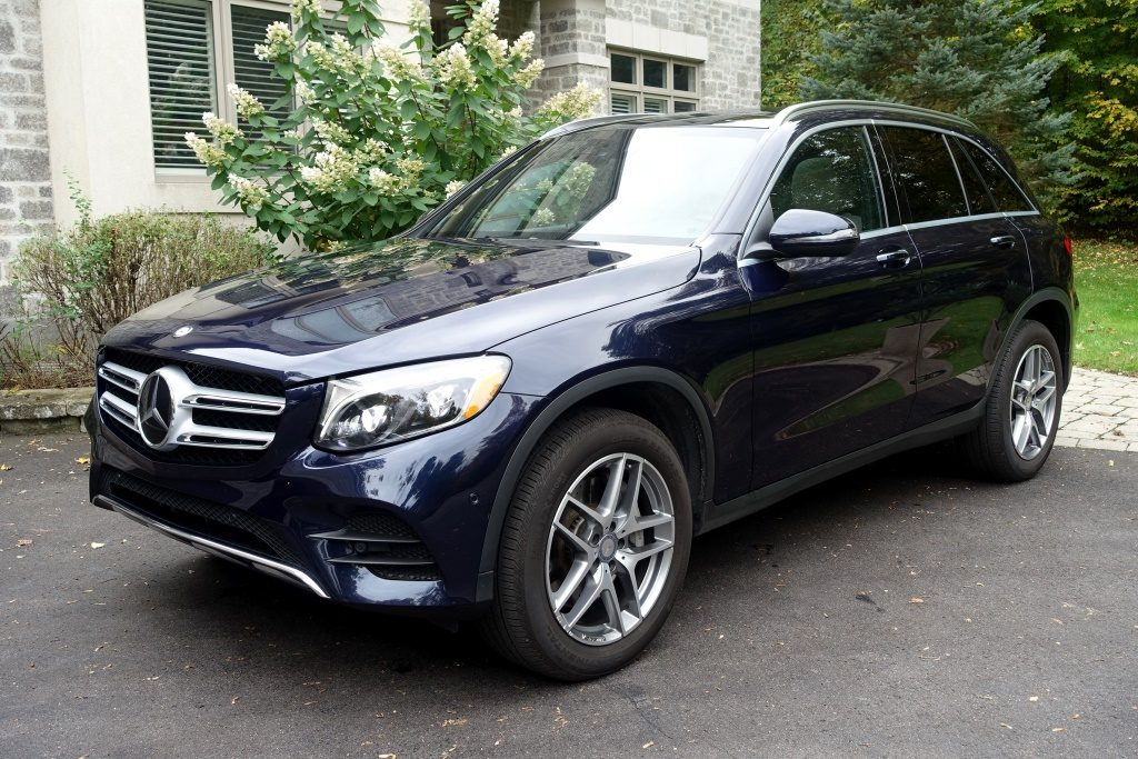 2016 Mercedes Glc 300 Dreamfleet