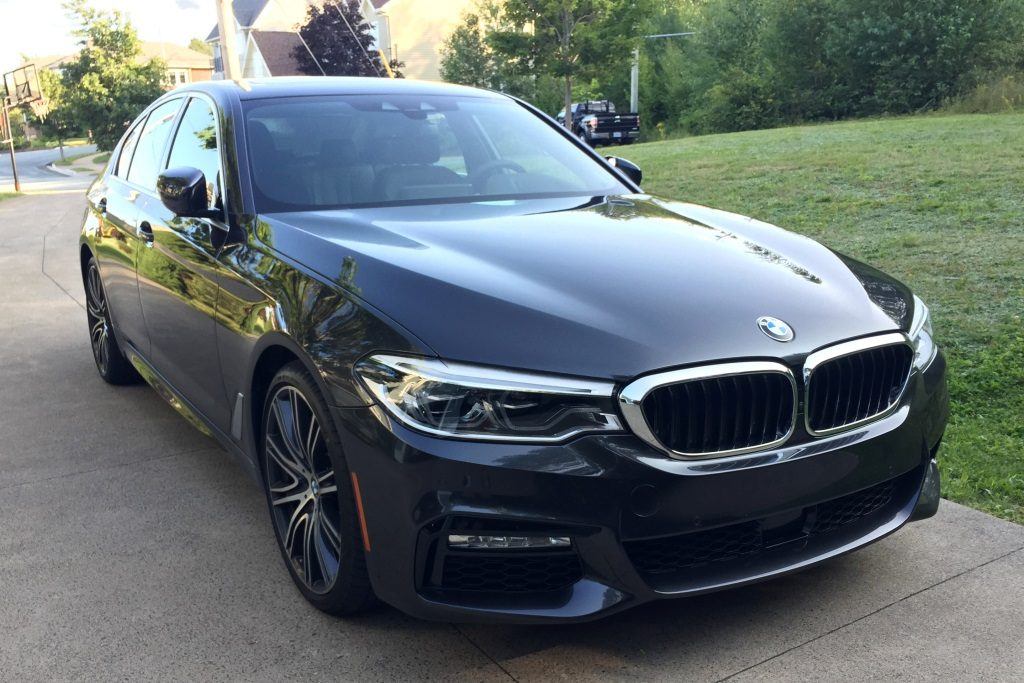 Bmw Certified Pre Owned >> 2018 BMW 540i - DreamFleet
