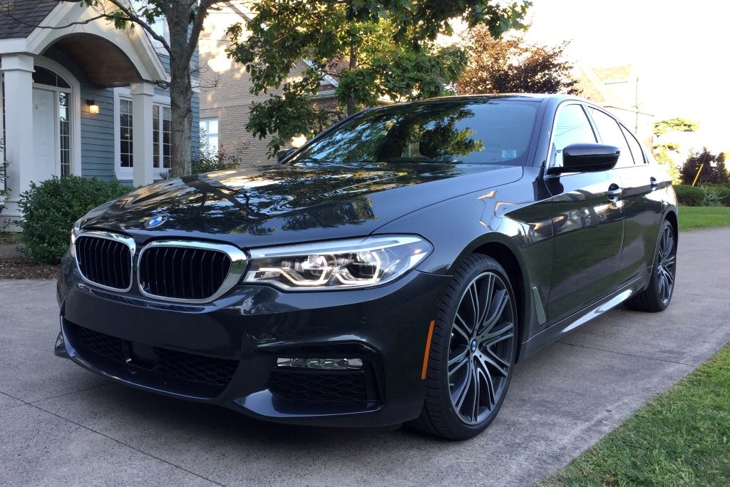 Certified Pre Owned BMW >> 2018 BMW 540i - DreamFleet